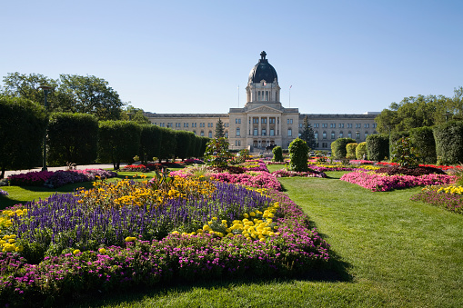 Politics and Government「Saskatchewan Legislative Building; Regina, Saskatchewan, Canada」:スマホ壁紙(14)