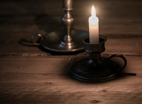 Candlestick Holder「Antique candlestick holder」:スマホ壁紙(6)