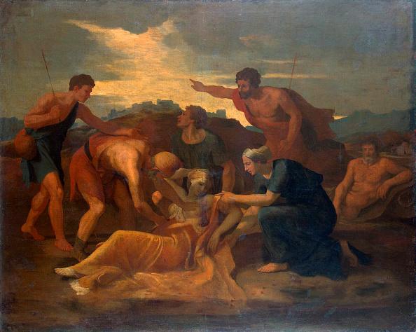 Chicken Meat「Queen Zenobia', 1640s.」:写真・画像(2)[壁紙.com]