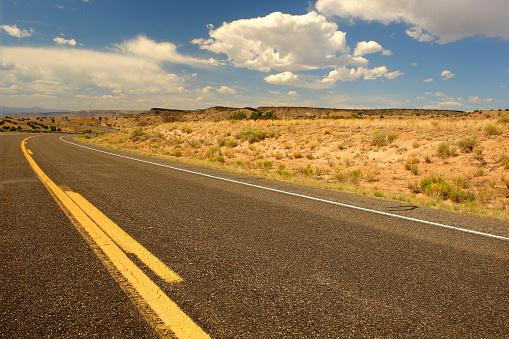 Boulevard「landscape desert highway」:スマホ壁紙(14)