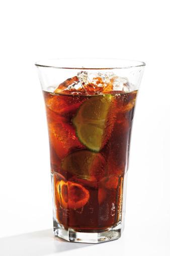 Drinking「Cuba libre drink」:スマホ壁紙(0)