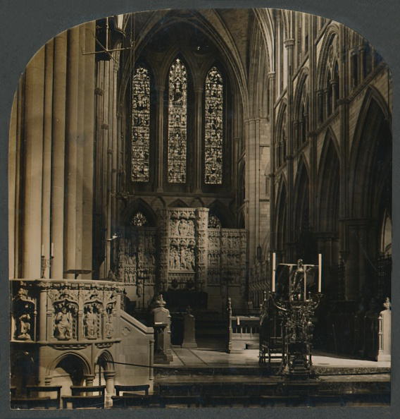Glass - Material「The Pulpit And Choir Of Truro Cathedral」:写真・画像(8)[壁紙.com]