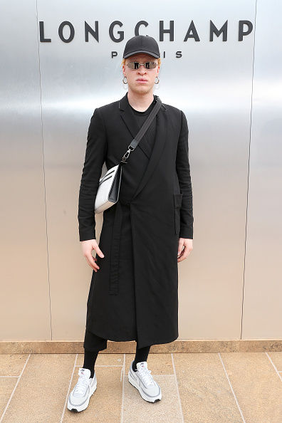 White Purse「Longchamp SS20 Runway Show - Arrivals」:写真・画像(10)[壁紙.com]