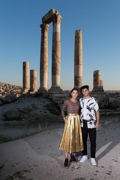 "Ian Gavan「Stars Of Disney's Live-action ""Aladdin"" Return To Jordan As Part Of The Film's Magic Carpet World Tour - Photocall」:写真・画像(4)[壁紙.com]"
