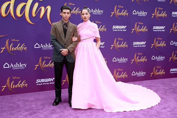 "Two Tone - Color「Premiere Of Disney's ""Aladdin"" - Arrivals」:写真・画像(18)[壁紙.com]"