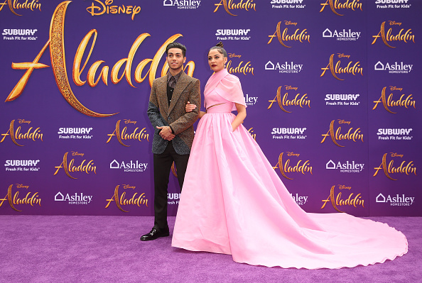 "El Capitan Theatre「World Premiere of Disney's ""Aladdin"" In Hollywood」:写真・画像(3)[壁紙.com]"