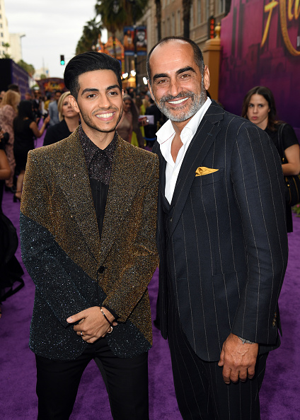 "El Capitan Theatre「Premiere Of Disney's ""Aladdin"" - Red Carpet」:写真・画像(10)[壁紙.com]"