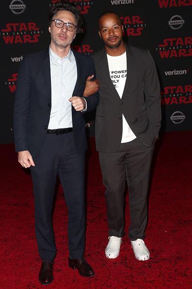 人体部位「Premiere Of Disney Pictures And Lucasfilm's 'Star Wars: The Last Jedi' - Arrivals」:写真・画像(19)[壁紙.com]