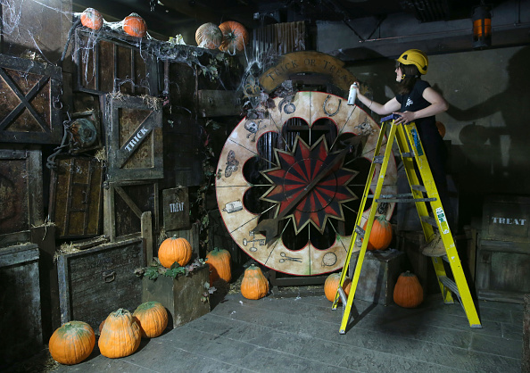 Misfortune「The London Dungeon Prepare For Halloween」:写真・画像(0)[壁紙.com]