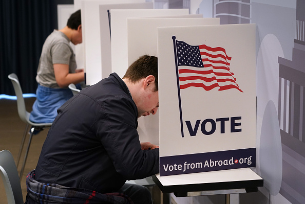 Democratic Party - USA「U.S. Expats Vote In Democratic Primaries」:写真・画像(10)[壁紙.com]