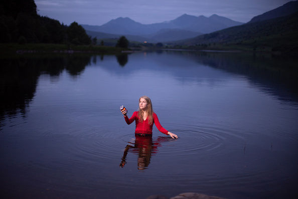 """Dramatic Landscape「""""Hero Douglas, Welsh Musician, Uses Sounds Of Snowdonia In Her Compositions」:写真・画像(15)[壁紙.com]"""