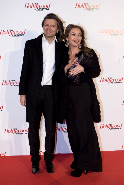 Irina Slutskaya「The Hollywood Reporter: Russian Edition - Launch Party」:写真・画像(4)[壁紙.com]