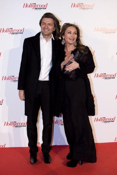 Irina Slutskaya「The Hollywood Reporter: Russian Edition - Launch Party」:写真・画像(4)[壁紙.com]
