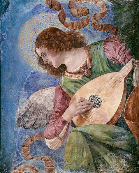 フルート「Musician Angel」:写真・画像(14)[壁紙.com]