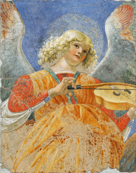 フルート「Musician Angel」:写真・画像(16)[壁紙.com]