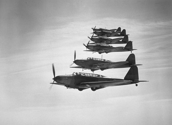 World War II「Fairey Battle Bombers」:写真・画像(12)[壁紙.com]