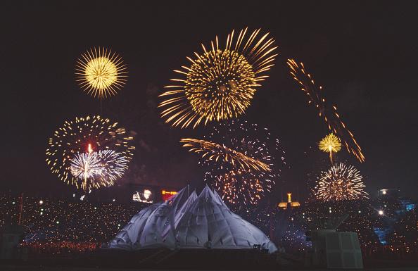 Closing Ceremony「XVIII Olympic Winter Games」:写真・画像(0)[壁紙.com]