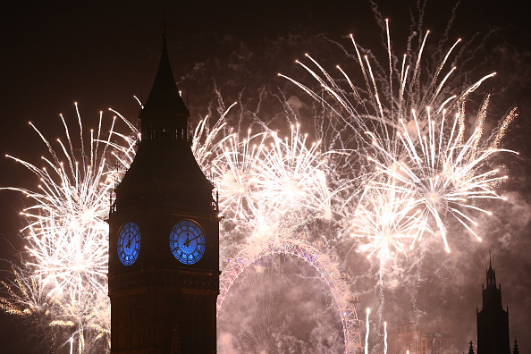 お正月「London Celebrates The New Year」:写真・画像(15)[壁紙.com]