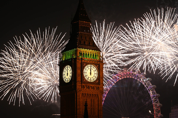 New Year「The New Year Is Celebrated In London」:写真・画像(8)[壁紙.com]