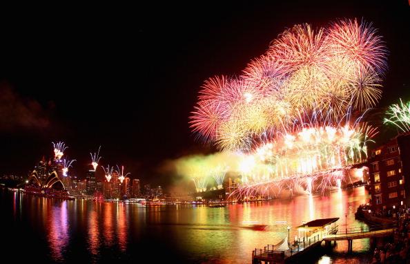 シドニー「Sydney Celebrates New Years Eve」:写真・画像(17)[壁紙.com]