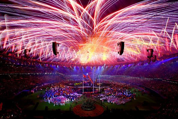 Closing Ceremony「2012 London Paralympics - Closing Ceremony」:写真・画像(1)[壁紙.com]