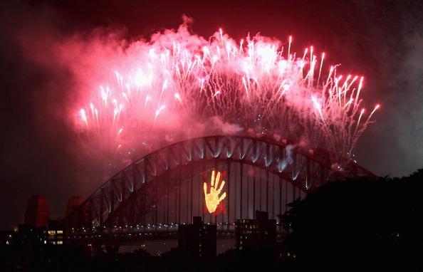 Cameron Spencer「Sydney Celebrates New Year's Eve」:写真・画像(6)[壁紙.com]