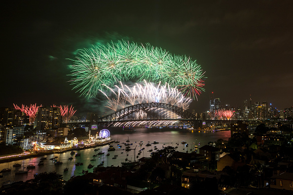 Sydney「Sydney Celebrates New Year's Eve 2019」:写真・画像(2)[壁紙.com]