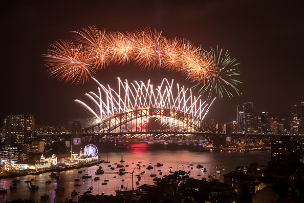 Sydney「Sydney Celebrates New Year's Eve 2019」:写真・画像(19)[壁紙.com]