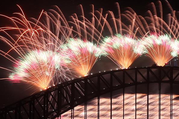 Sydney「Sydney Celebrates New Year's Eve 2019」:写真・画像(1)[壁紙.com]