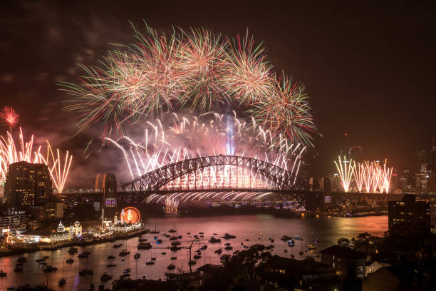 Sydney Celebrates New Year's Eve 2019:ニュース(壁紙.com)