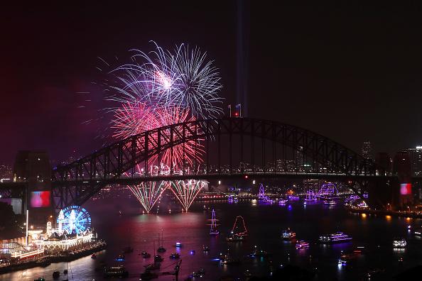 Sydney「Sydney Celebrates New Year's Eve 2019」:写真・画像(15)[壁紙.com]