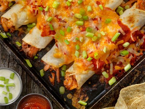Taco「Baked Chicken Enchiladas」:スマホ壁紙(8)