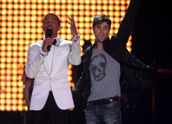 Enrique Iglesias - Singer「5th Annual TeenNick HALO Awards - Show」:写真・画像(17)[壁紙.com]