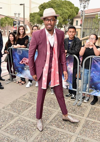 "Purple Pants「NBC's ""America's Got Talent"" Season 11 Kickoff - Arrivals」:写真・画像(12)[壁紙.com]"