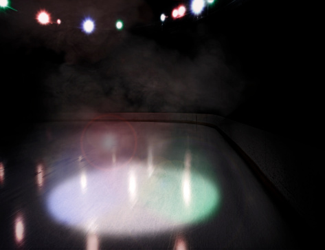 Ice Hockey Rink「Ice Rink Background」:スマホ壁紙(11)