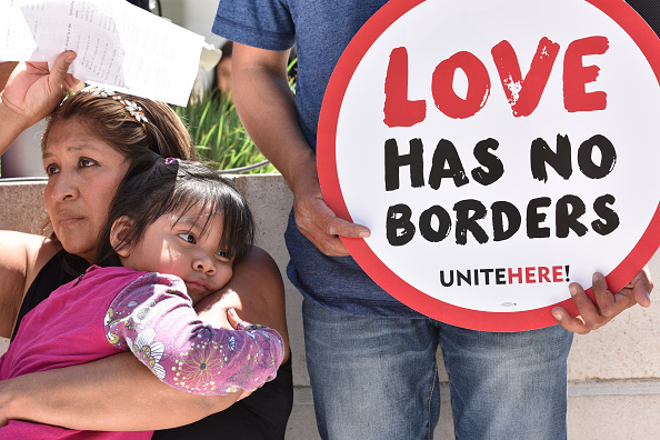 Jose Lopez「#CloseTheCamps: MoveOn, United We Dream, American Friends Service Committee, And Families Belong Together Lead Protests Across Country」:写真・画像(3)[壁紙.com]