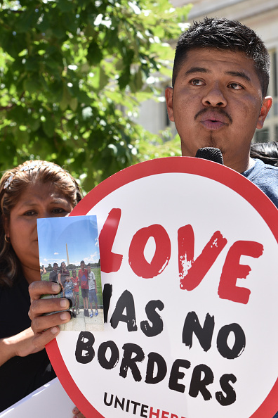 Jose Lopez「#CloseTheCamps: MoveOn, United We Dream, American Friends Service Committee, And Families Belong Together Lead Protests Across Country」:写真・画像(5)[壁紙.com]