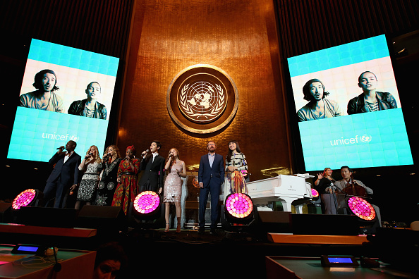 Bjorn Ulvaeus「UNICEF Launches The #IMAGINE Project To Celebrate The 25th Anniversary Of the Rights Of A Child」:写真・画像(14)[壁紙.com]