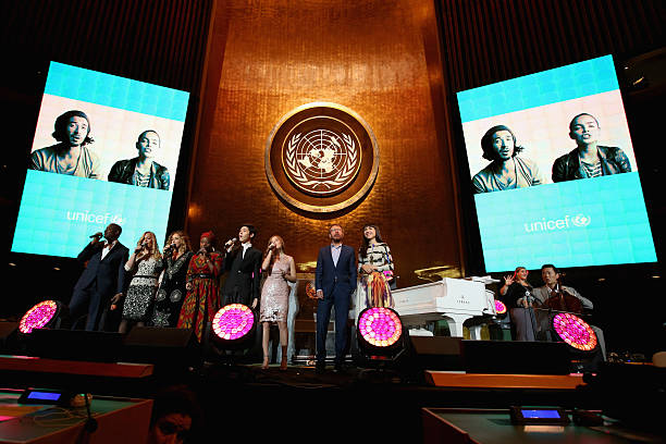 UNICEF Launches The #IMAGINE Project To Celebrate The 25th Anniversary Of the Rights Of A Child:ニュース(壁紙.com)