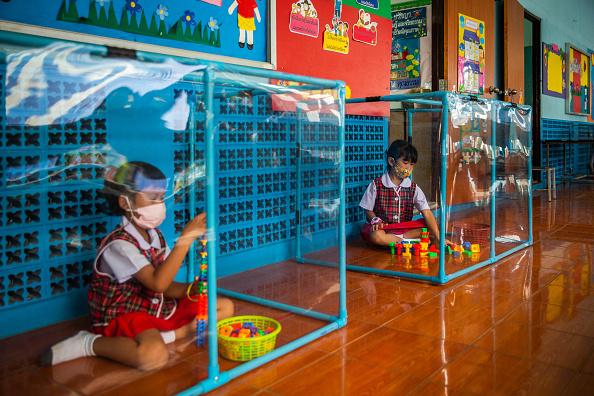 Education「Thailand Impose Restrictions As Coronavirus Cases Rise」:写真・画像(15)[壁紙.com]