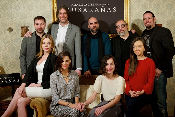 "Carolina Bang「""Musaranas"" Photocall In Madrid」:写真・画像(11)[壁紙.com]"