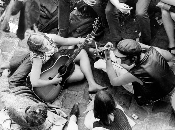 Musical instrument「French Beatniks」:写真・画像(1)[壁紙.com]