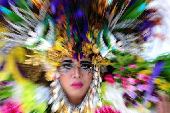 Octopus「Revellers Gather For Jember Fashion Carnival」:写真・画像(0)[壁紙.com]