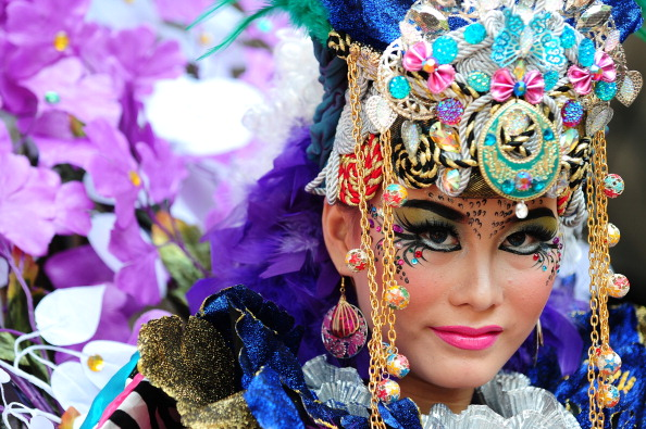 Octopus「Revellers Gather For Jember Fashion Carnival」:写真・画像(7)[壁紙.com]
