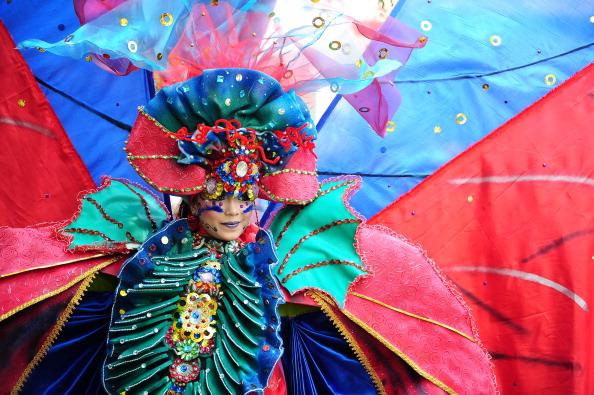 Octopus「Revellers Gather For Jember Fashion Carnival」:写真・画像(16)[壁紙.com]