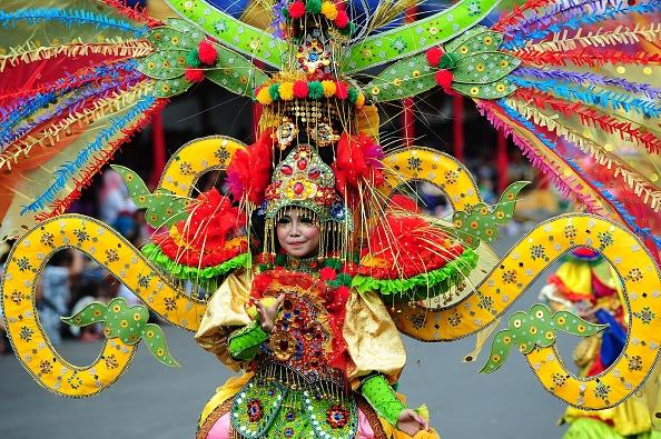 Octopus「Revellers Gather For Jember Fashion Carnival」:写真・画像(15)[壁紙.com]