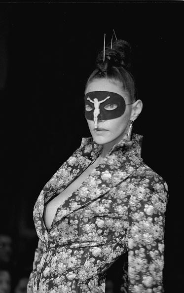 Fashion Model「Alexander McQueen's New York Debut」:写真・画像(14)[壁紙.com]