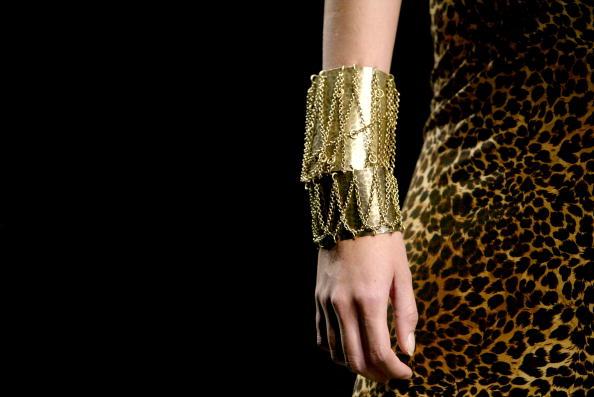 Extreme Close-Up「Mercedes-Benz Fashion Week - Lloyd Klein Show」:写真・画像(14)[壁紙.com]