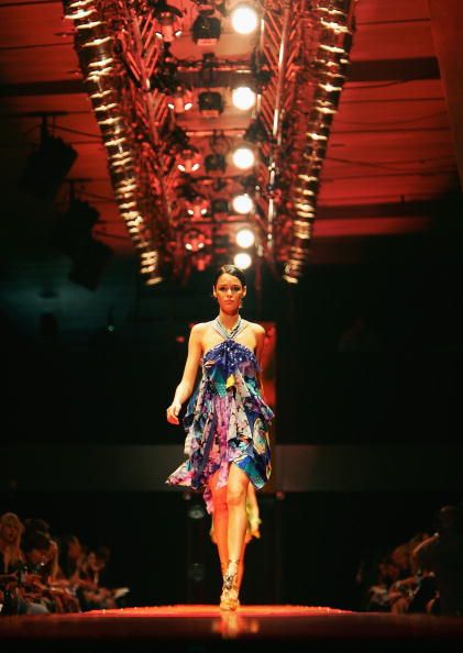 Melbourne Fashion Festival「L'Oreal Melbourne Fashion Festival - Paris Runway 1」:写真・画像(7)[壁紙.com]