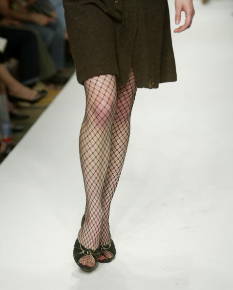 Fishnet Stockings「Mercedes Benz Fashion Week - Coco Kliks Show」:写真・画像(16)[壁紙.com]